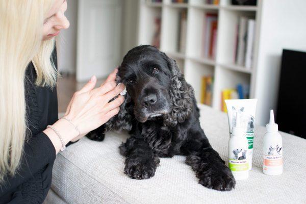 Cockerpauls Ohren-, Augen- und Fellpflege